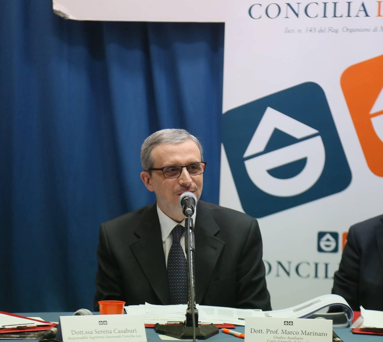 "Marco Marinaro: ""Necessario un nuovo approccio ecologico al conflitto"""