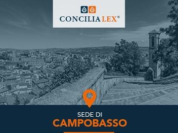 Concilia Lex S.p.A. Campobasso: siglato protocollo d'intesa con Confesercenti