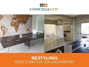 A Lagonegro una sede Concilia Lex S.p.A. completamente rinnovata: la customer experience nella mediazione civile e commerciale