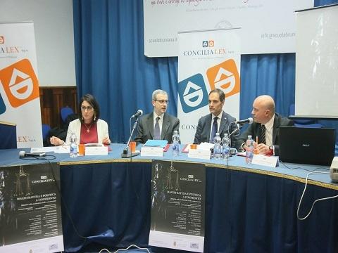 Magistratura e Politica a confronto intervista al Senatore Francesco Urraro