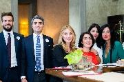 Lo staff Concilia Lex S.p.A. al Baglioni di Firenze