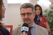 Il giudice Massimo Vaccari rilascia un'intervista