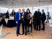 L'Avv. Cavallaro con il Dott. Vitolo e la Dott.ssa Di Martino