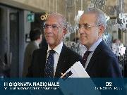 L'Avv. Gennaro Cavallaro e l'Avv. Massimo Vincenti