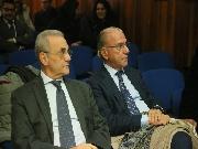 L'Avv Gennaro Cavallaro e l'Avv. Massimo Vincenti