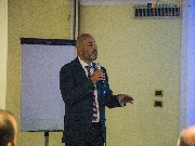 Il Dott. Antonio Vitolo di Stratego Comunicazioni s.r.l.