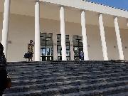 Mostra d'Oltremare esterno Sala Ischia